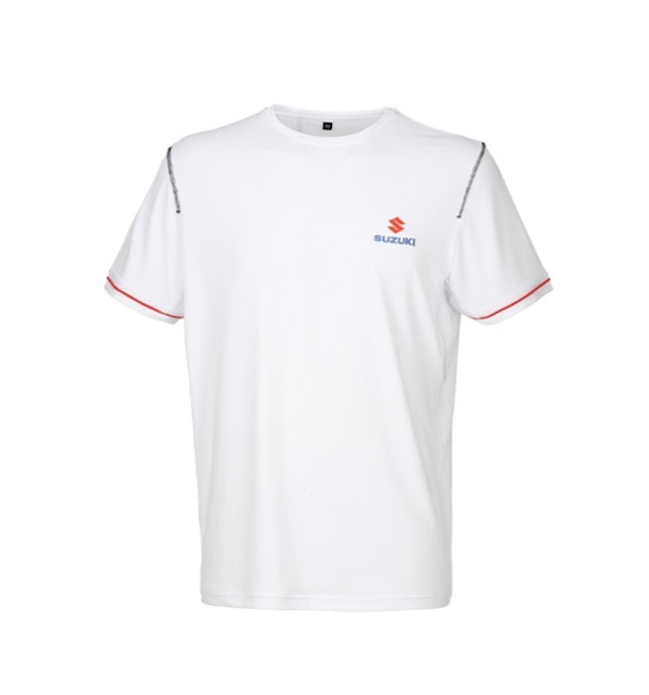 T-shirt Team White