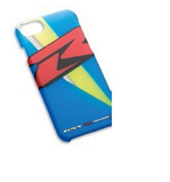 Coque Iphone GSX-R bleu
