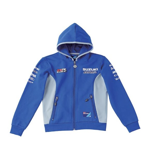 Sweat zippé à capuche MOTOGP